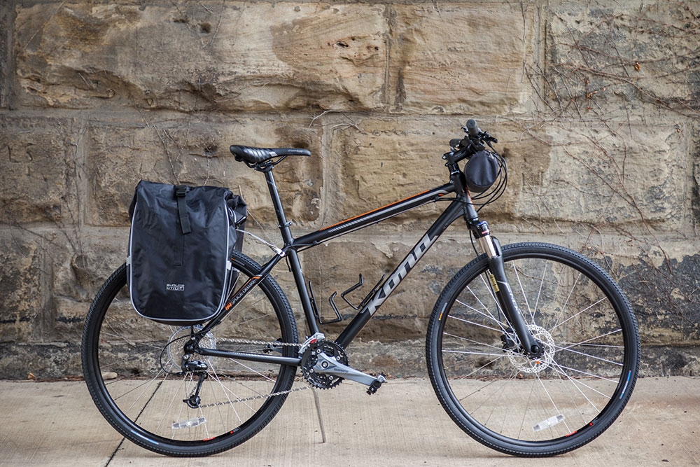 Great Allegheny Passage - GAP - C&O performance rental bikes - one way or round trip bicycle rental